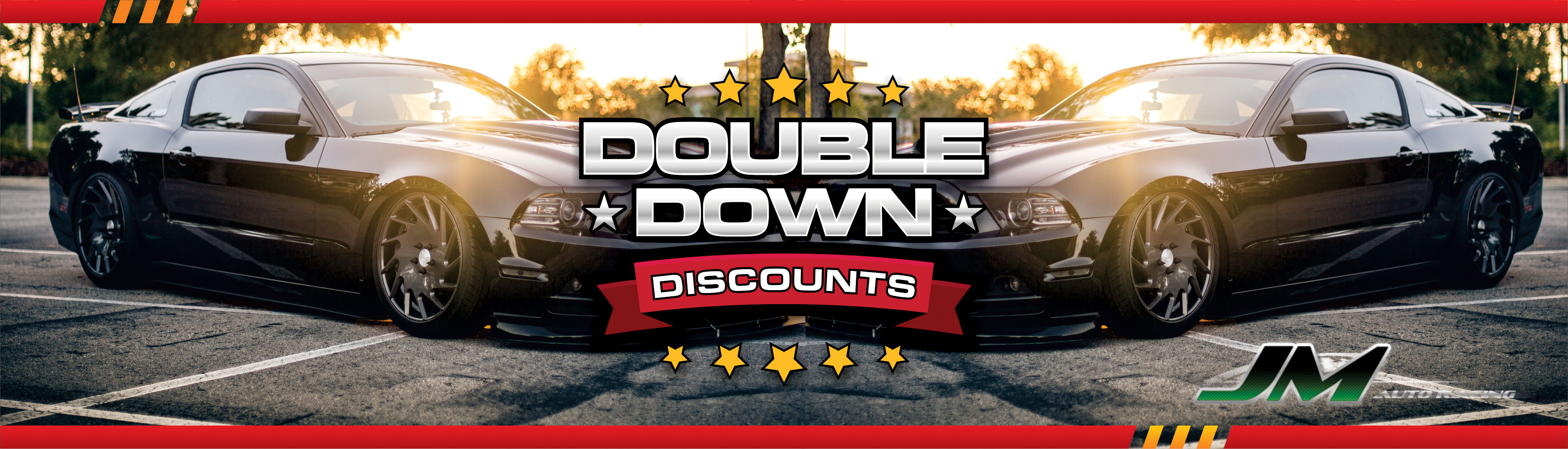 Double Down Discounts